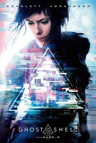 Ghost In The Shell le film (Version française)