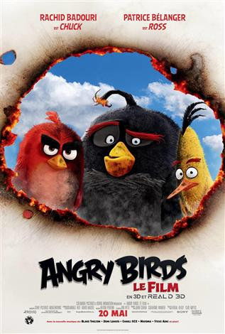 The Angry Birds Movie - A Family Favourites Presentation