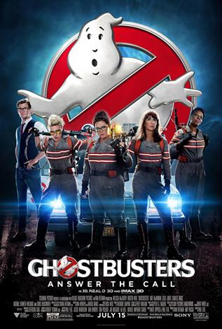 Ghostbusters (2016) - A Family Favourites Presentation