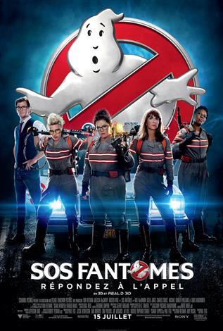 SOS Fantômes - Les films en famille