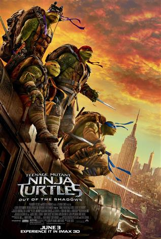 Teenage Mutant Ninja Turtles: Out Of The Shadows - A Family Favourites Presentation