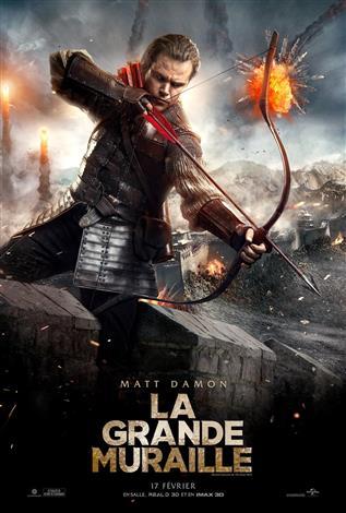 La grande muraille - L'Expérience IMAX 3D