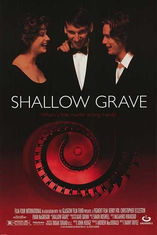 Kerry fox in shallow grave 1994 - 5 3