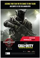 Call of Duty: Infinite Warfare Regional Qualifiers