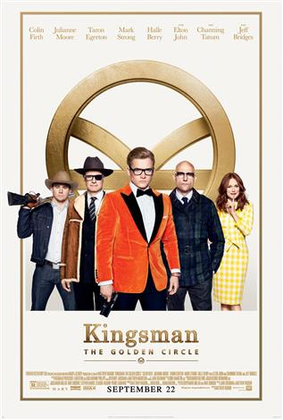 Kingsman: The Golden Circle - In 4DX