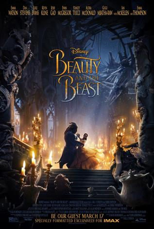Beauty And The Beast: An IMAX 3D Experience®