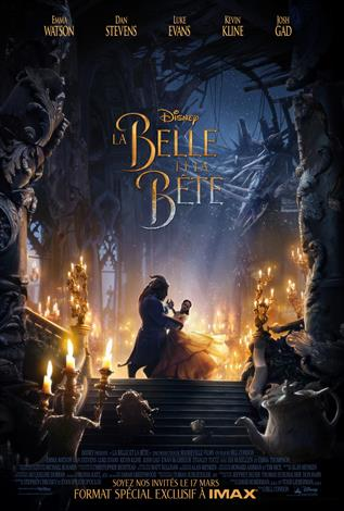 La belle et la bête: L'Expérience IMAX