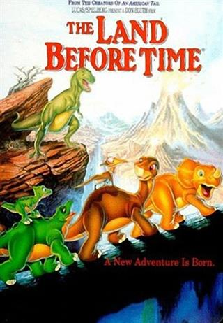 The Land Before Time - A Family Favourites Presentation