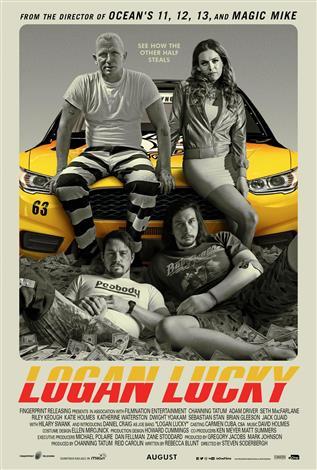 Loganis Igbali Qartulad / ლოგანის იღბალი (ქართულად) / Logan Lucky