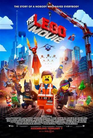 The LEGO Movie - A Family Favourites Presentation