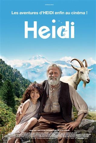 Heidi - A Family Favourites Presentation