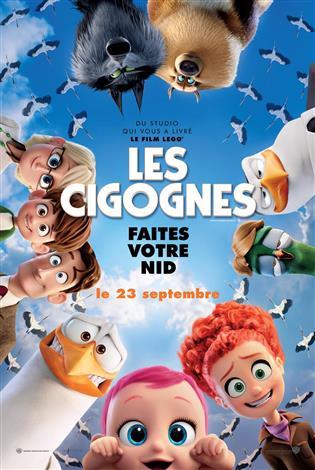 Les cigognes - Les films en famille (2017)