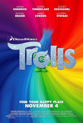 Trolls - A Family Favourites Presentation (2017)