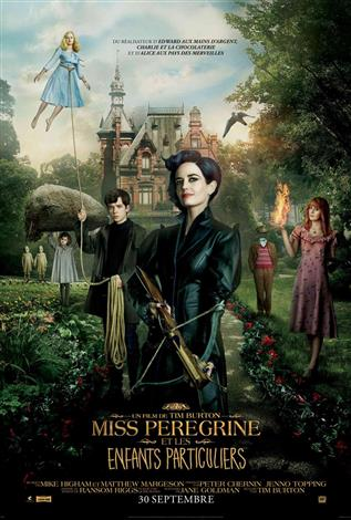 Miss Peregrine's Home For Peculiar Children - A Family Favourites Presentation