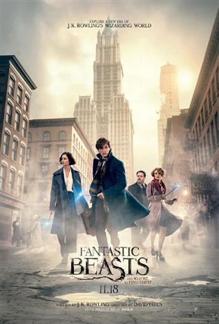 Fantastic Beasts And Where To Find Them - A Family Favourites Presentation
