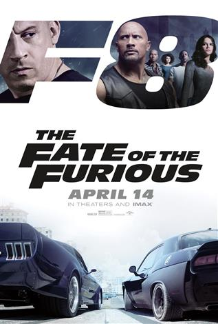 The Fate Of The Furious - In 4DX