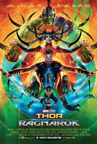 Thor: Ragnarok (Version française)