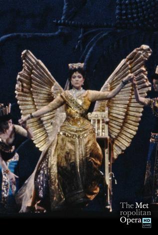 Semiramide (Rossini) Italien avec s.-t. fr. REDIFFUSION - Metropolitan Opera