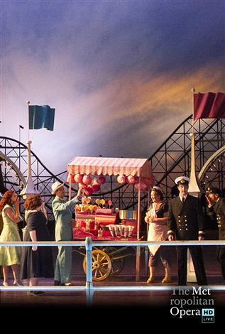 Così fan tutte (Mozart) Allemand avec s.-t. fr. REDIFFUSION - Metropolitan Opera