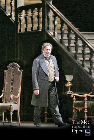 Luisa Miller (Verdi) Italien avec s.-t. fr. REDIFFUSION - Metropolitan Opera