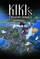 Kiki's Delivery Service - Studio Ghibli Anime Series