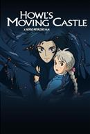 Howl's Moving Castle - Studio Ghibli Anime Series