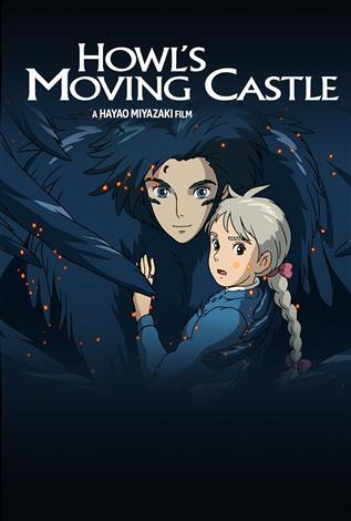 Howl's Moving Castle (Japanese w/e.s.t.) - Studio Ghibli Anime Series