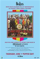 "The Beatles ""50th Anniversary of SGT PEPPER'S LONELY HEARTS CLUB BAND."" Special Audio Listening Event"