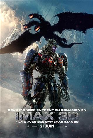 Transformers: le dernier Chevalier - L'Expérience IMAX 3D (Version Française)