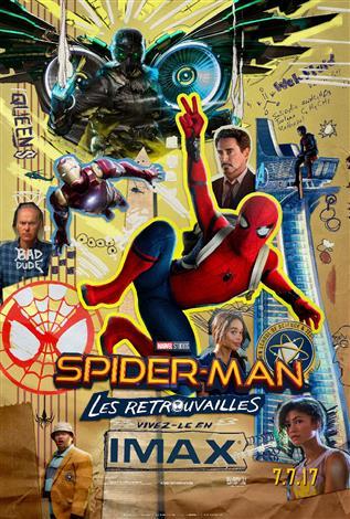 Spider-man : les retrouvailles - L'Expérience IMAX