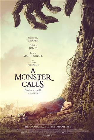 A Monster Calls - Family Favourites