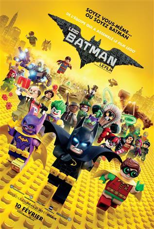 Lego Batman : le film - Les films en famille