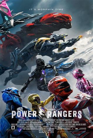 Power Rangers - Family Favourites