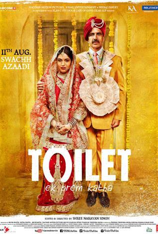Toilet: Ek Prem Katha (Hindi w/e.s.t.)