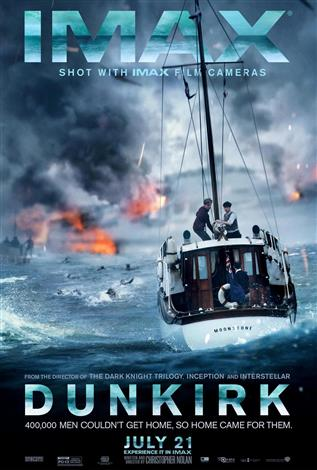 Dunkirk: The IMAX Experience® in 70MM Film