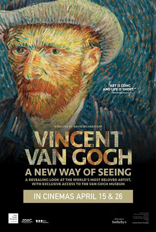 Vincent Van Gogh: A New Way of Seeing - Exhibition on Screen