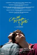 Call Me By Your Name (Italian, French & English w/e.s.t.