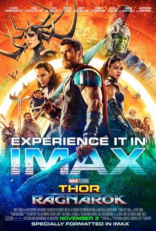 Thor: Ragnarok - An IMAX 3D Experience®