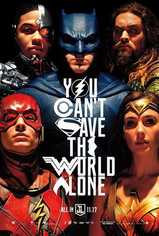 Justice League - In 4DX