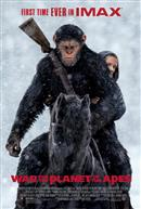 War For The Planet Of The Apes – The IMAX Experience®