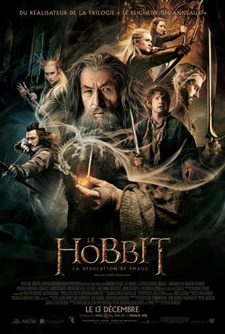 The Hobbit: The Desolation of Smaug - 30 Days Of Summer