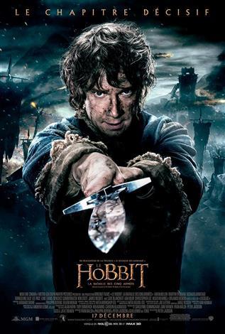 Le Hobbit : La bataille des cinq armées- 30 jours d'été (Version française)