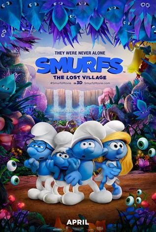 Smurfs: The Lost Village - 30 Days of Summer