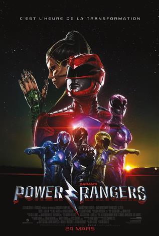Power Rangers (Version française) - 30 jours d'été