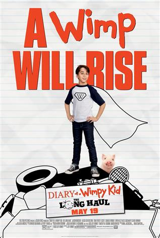 Diary Of A Wimpy Kid: The Long Haul - 30 Days of Summer