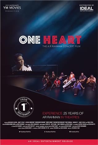 One Heart – The AR Rahman Concert Film