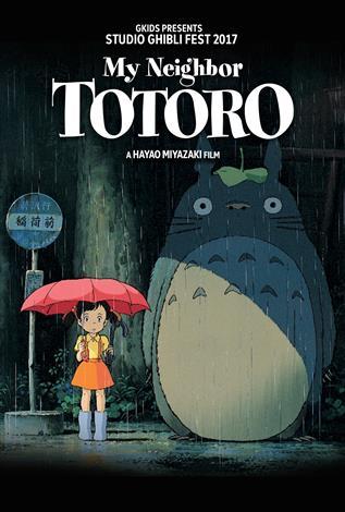 Mon voisin Totoro (Japonais avec s.-t.fr.) - séries animées du studio Ghibli