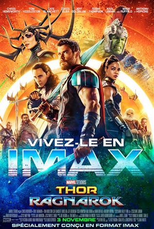 Thor: Ragnarok- L'Expérience IMAX (Version française)