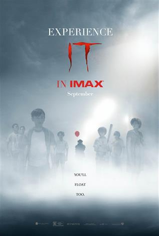 It: The IMAX Experience®