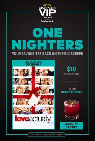 Love Actually - VIP